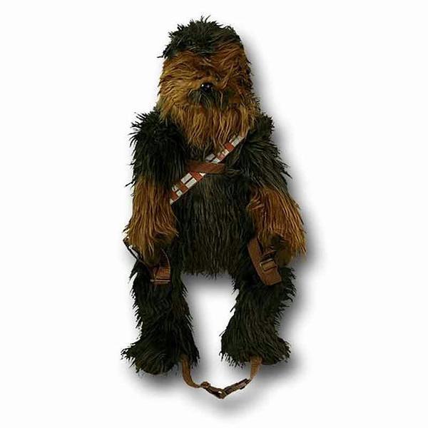 Chewbacca Backpack Buddy