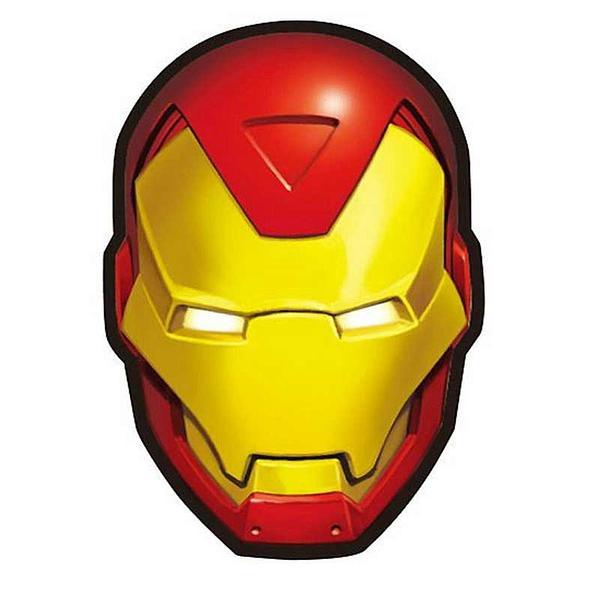 Iron Man Modern Helmet Magnet