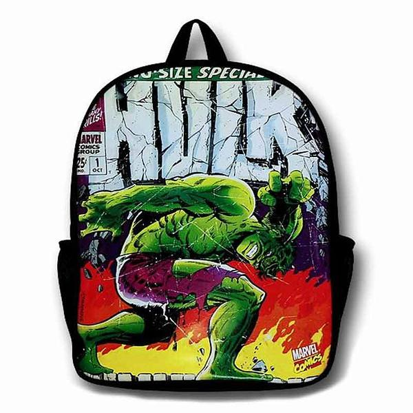 Hulk King-Size Special Cover #1 Backpack