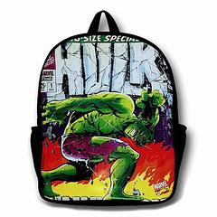 Hulk King-Size Special Cover #1 Backpack - Great for school or anywhere. Hang on a sec… Raaarrrrrrr. Sorry I didn't have my Hulk backpack. I feel better now. They're all the rage.Materials: 100% Polyester