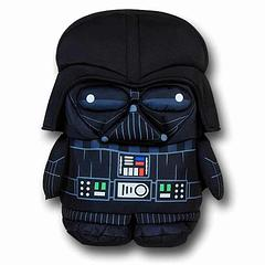 Star Wars Darth Vader Backpack Pal - He's nice, he's cuddly, he's handy and yet he's a dark force to be reckoned with.Materials: Polyester
