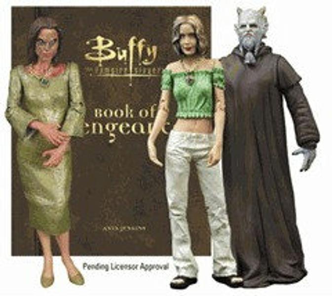 Buffy the Vampire Slayer Book of Vengeance: Vengeance Demon Box Set