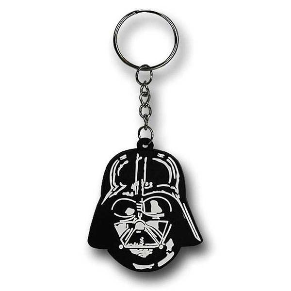 Darth Vader Helmet Keyring