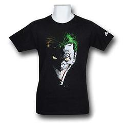 The Joker Countdown T-Shirt - Get it before The Countdown ends. The Joker Countdown T-Shirt is made from 100% cotton. Everyone deserves a big grin – they don't come much bigger, or more wicked, than this.Colour: Black