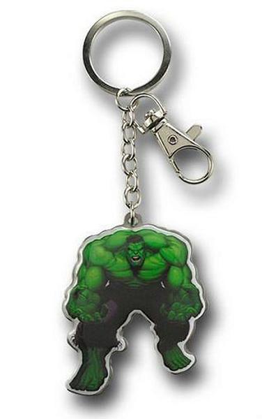 Hulk Metal Enraged Keyring