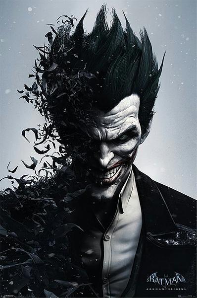 Joker Poster: Joker-Bat