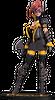 Batgirl Statue: Steampunk