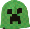 Minecraft Beanie: Creeper Face