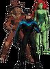 Batman Hush Figures 3-Pack
