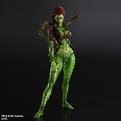 Poison Ivy Figure: Play Arts - With her very natural but very deadly beauty, the Batman – Arkham City – Poison Ivy Play Arts Kai Action Figure by Square Enix could lure even the most seasoned of crimefighters to her final embrace.Standing almost 23cm (9
