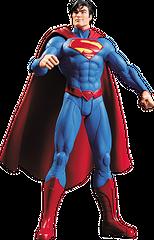 Superman Figure: Justice League - The Justice League – Superman 6.8