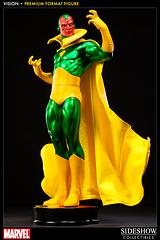 Vision Premium Format Statue - This Avengers Premium Format Statue stands an imposing 51cm (20