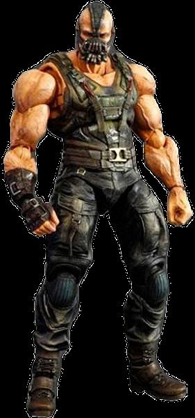Bane Action Figure: Dark Knight Rises