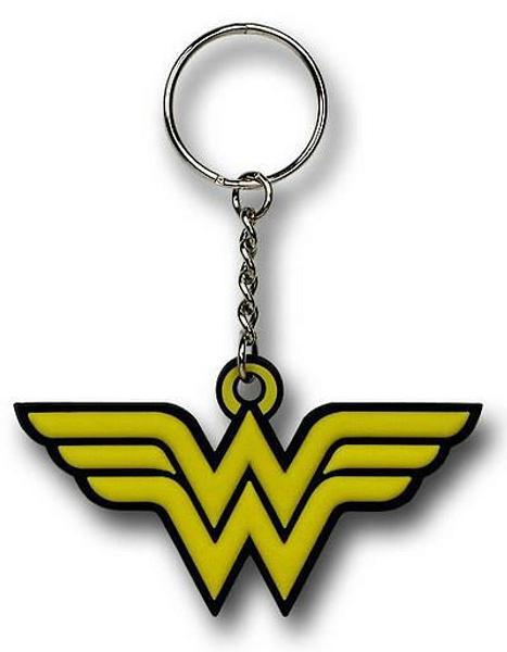 Wonder Woman Keyring: Symbol