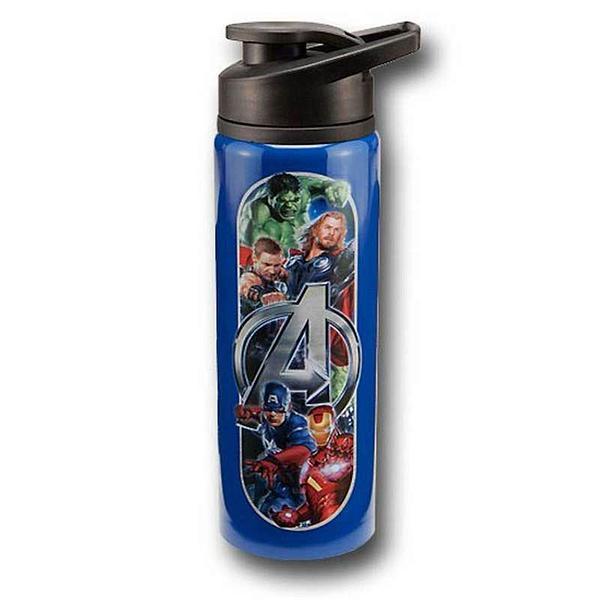 Avengers Water Bottle: Stainless Steel