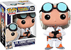 Dr. Emmett Brown Pop! Vinyl Figure