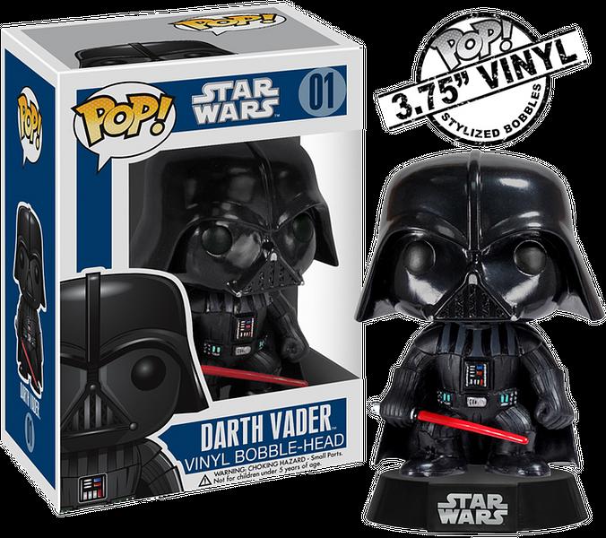 Darth Vader Pop! Vinyl Figure