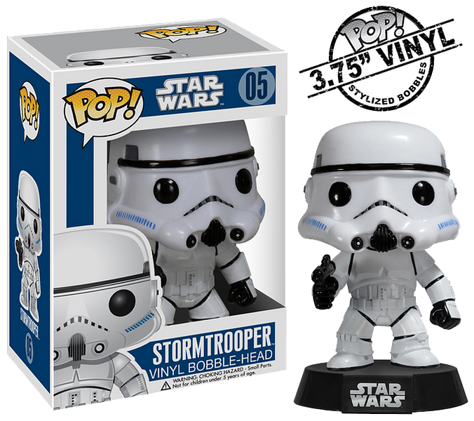 Stormtrooper Pop! Vinyl Figure