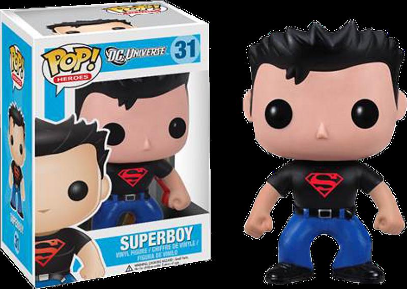 Superboy Pop! Vinyl Figure