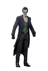 The Joker Figure - Arkham Origins - Even the packaging that surrounds this exceptionally crafted Joker Figure is creepy and cool. This is the Joker Figure from the much sought after Arkham Origins series. Very limited stock available and it's little wonder.