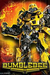 Transformers 3 Bumblebee Poster - The Autobot sworn to protect Sam Witwicky is present in all his detailed glory in this awesome Bumblebee Poster.Standard Poster size: 61cm x91.5cm.