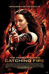 Hunger Games Poster - Catching Fire - One for the collectors, this is The Hunger Games 2: Catching Fire movie poster. Get them while they're hot. Sorry, couldn't resist. Can you?Standard Poster size: 61cm x91.5cm.