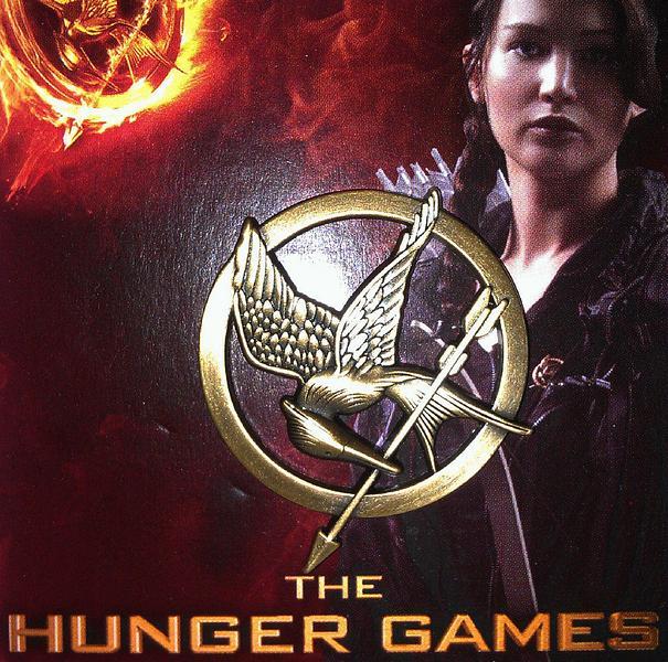 Hunger Games Mockingjay Pin Replica