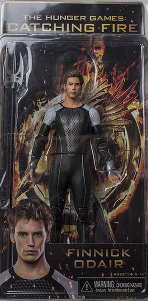 Hunger Games Finnick Odair Figure