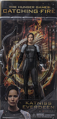 Hunger Games Katniss Figure - From The Hunger Games, Catching Fire, comes this limited range of 3 action figures from the second film instalment of this amazing series. The series comprises Katniss, Peeta and Finnick.At over 6
