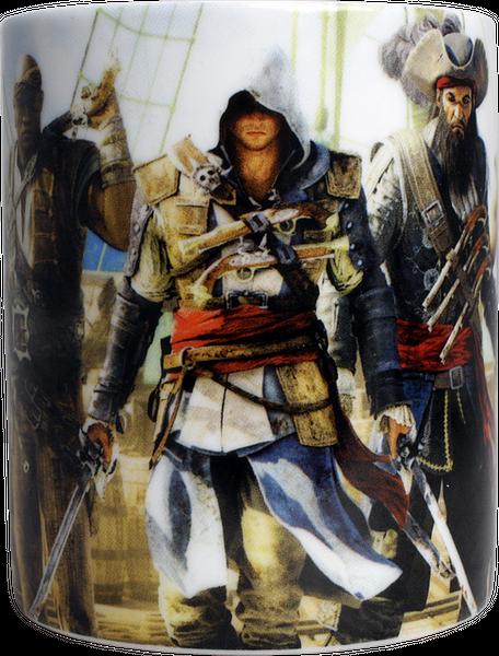 Assassin\'s Creed 4 Crew Coffee Mug