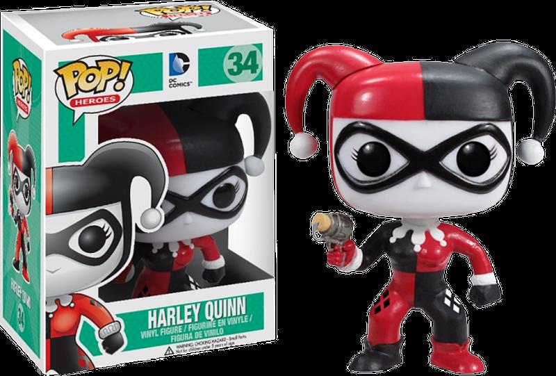 Harley Quinn Pop! Vinyl Figure