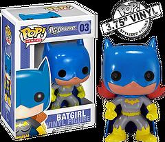 Batgirl Pop! Vinyl Figure - Pop! Vinyl Batgirl stands 3.75
