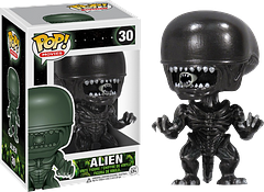 Alien Pop! Vinyl Figure - They're deadly, when their strong and deadlier when their wounded. They're creepy, vicious and… really, really cute now. The 3.75