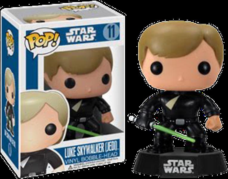 Luke Skywalker Jedi Pop! Vinyl Figure