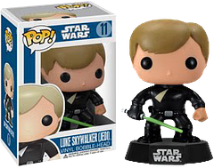 Luke Skywalker Jedi Pop! Vinyl Figure - The Funko Star Wars Luke Skywalker Jedi Pop! Vinyl Figure is an absolute essential in the series. If you're still not sure, I know of a now disembodied little green guy who references provide he will.