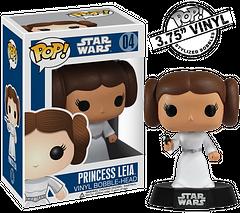 Princess Leia Pop! Vinyl Figure - The 3.75