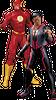 Flash Vs Vibe Action Figure Pack