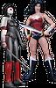 Wonder Woman Vs Katana 2 Pack