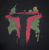 Boba Fett Paint Splatter T-Shirt