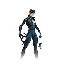Catwoman Arkham City Series 2 Figure - A prized item in the Batman Arkham City Series 2 collection, this Catwoman Collector Action Figure stands 7