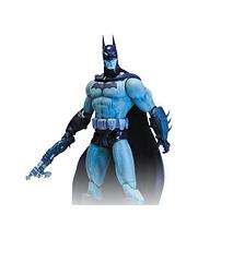 Batman Arkham City Series 2 - This is the Detective Mode Batman Figure in the Arkham City Series 2 collection. 7