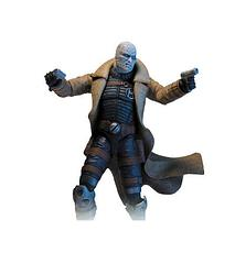 Hush Arkham City Series 2 Figure - Hush is one of the biggest characters in this Arkham City Series 2 collection. Over 7