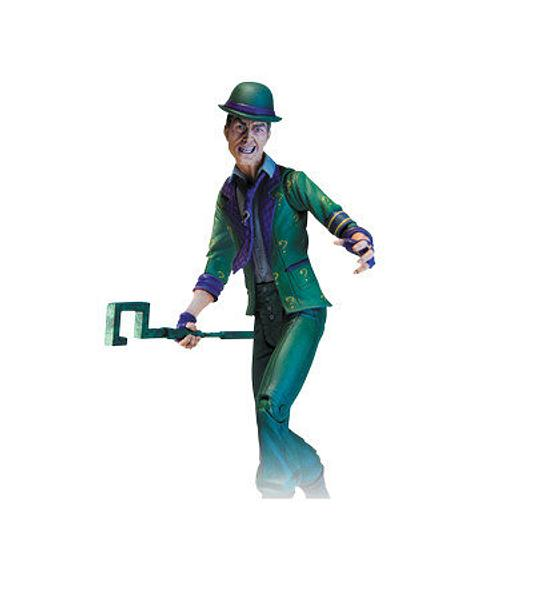 The Riddler Arkham City Series 2 Figure