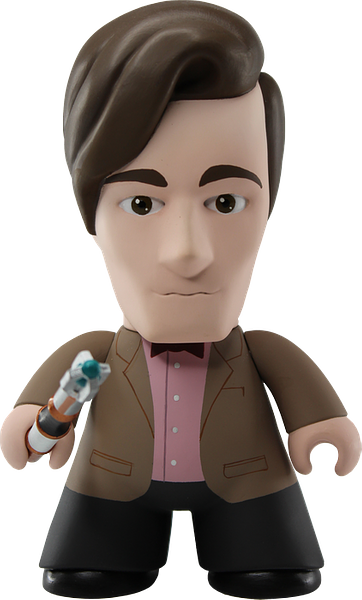 Doctor Who 11th Doctor Vinyl Figure