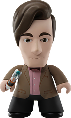 Doctor Who 11th Doctor Vinyl Figure - This 11th Doctor Vinyl figure is a large 6.5