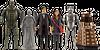 Dalek Figure Doctor Who Series 7