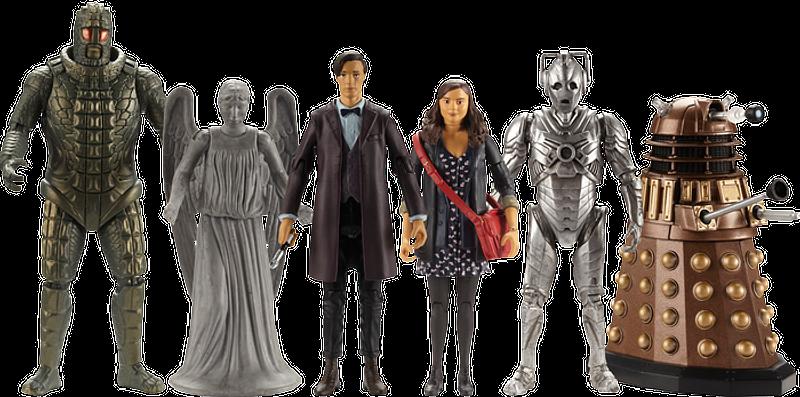 Ice Warrior Figure Doctor Who Series 7