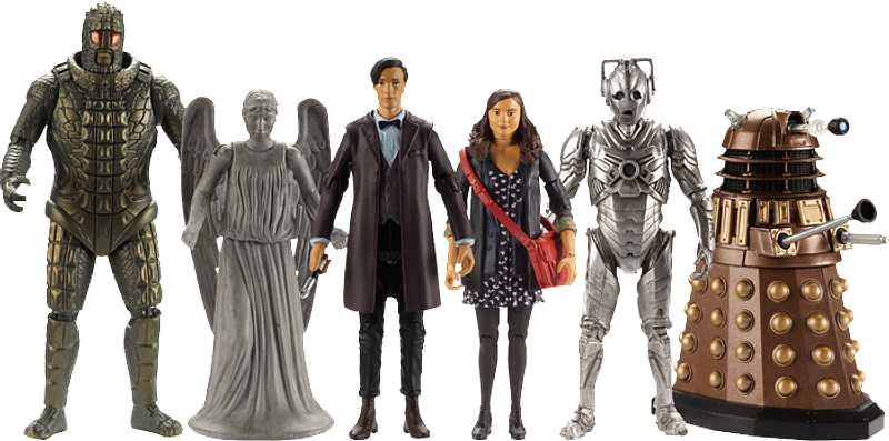 11th Doctor Figure Doctor Who Series 7