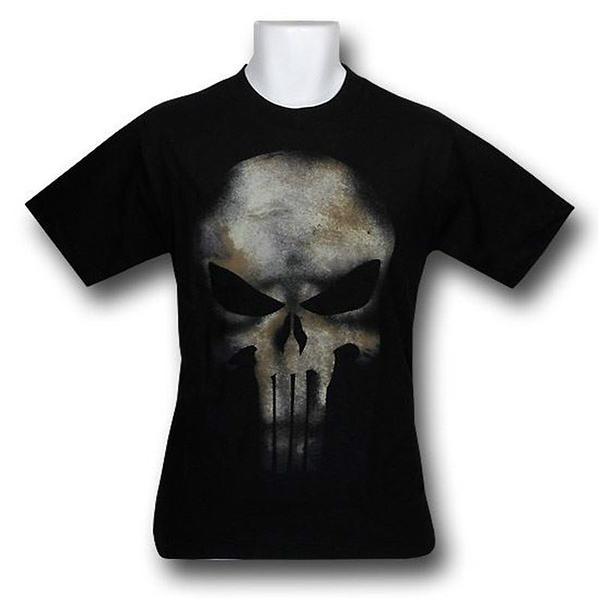 Punisher Movie Symbol T-Shirt