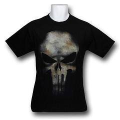 Punisher Movie Symbol T-Shirt - The Punisher: Movie Symbol t-shirt is made from 100% cotton.Colour: Black